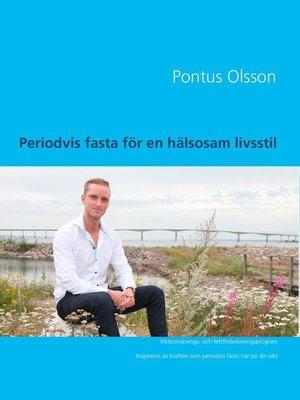 cover image of Periodvis fasta för en hälsosam livsstil