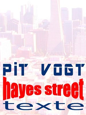 cover image of Hayes Street