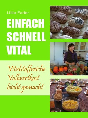 cover image of Einfach--schnell--vital