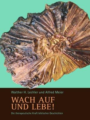 cover image of Wach auf und lebe!