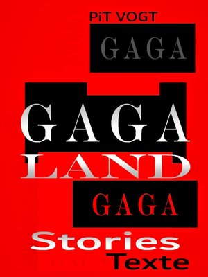 cover image of Gaga-Land