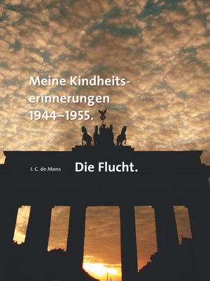 cover image of Die Flucht