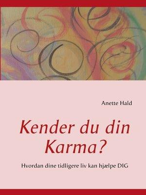cover image of Kender du din Karma?