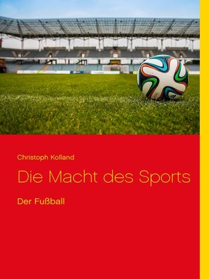 cover image of Die Macht des Sports