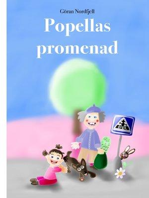 cover image of Popellas promenad