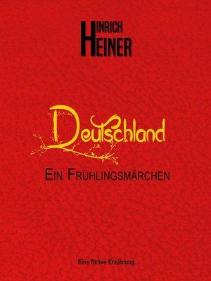 cover image of Deutschland Ein Frühlingsmärchen