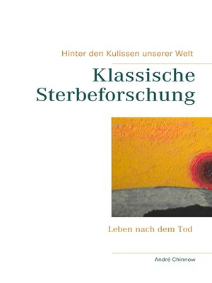 cover image of Klassische Sterbeforschung