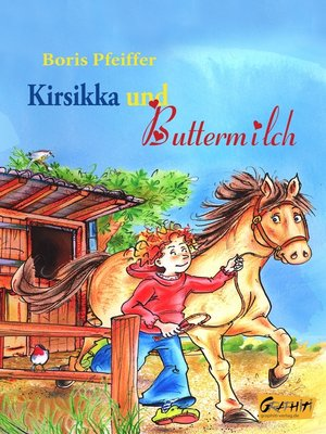 cover image of Kirsikka und Buttermilch
