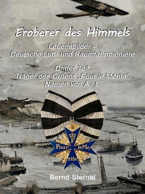 cover image of Eroberer des Himmels (Teil 3)