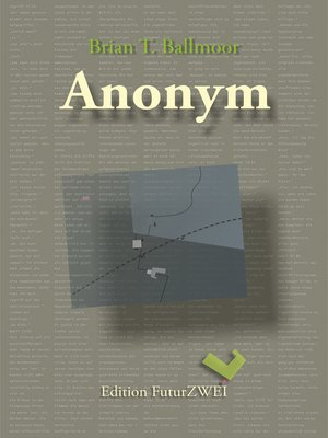 cover image of Anonym