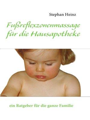 cover image of Fußreflexzonenmassage für die Hausapotheke