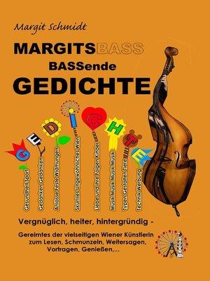 cover image of MARGITSBASSende Gedichte