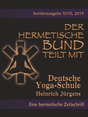 cover image of Deutsche Yoga-Schule
