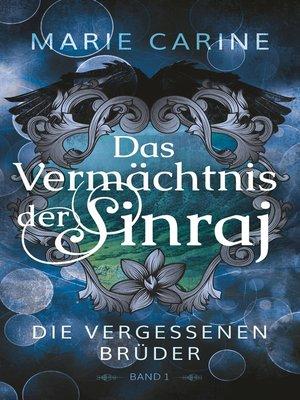 cover image of Das Vermächtnis der Sinraj