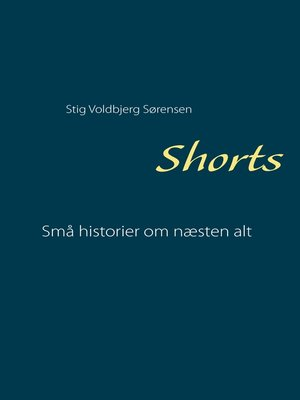 cover image of Shorts