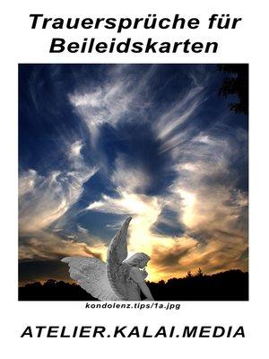 cover image of Trauersprüche für Beileidskarten--kondolenz.tips/1a.jpg