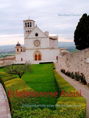 cover image of Erlebnisreise Assisi