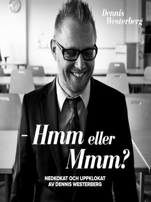 cover image of – Hmm eller Mmm?