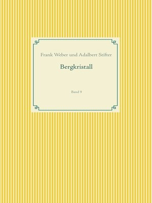 cover image of Bergkristall