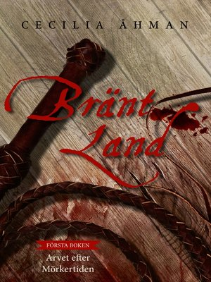 cover image of Bränt Land