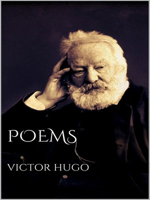 cover image of Poems by Victor Hugo