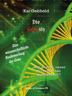 cover image of Die Genesis