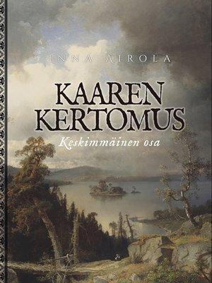 cover image of Keskimmäinen osa