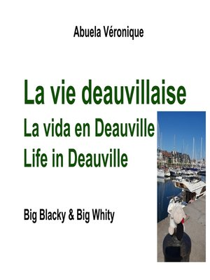 cover image of La vie deauvillaise