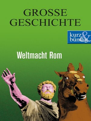 cover image of Weltmacht Rom