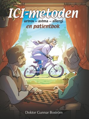 cover image of ICI-metoden artros--astma--allergi