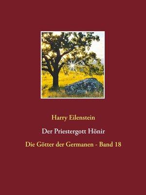 cover image of Der Priestergott Hönir