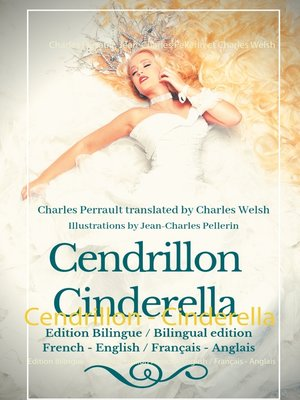cover image of Cendrillon--Cinderella