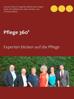cover image of Pflege 360°