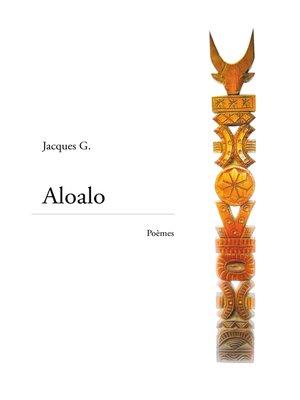 cover image of Aloalo