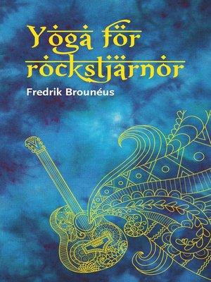 cover image of Yoga för rockstjärnor