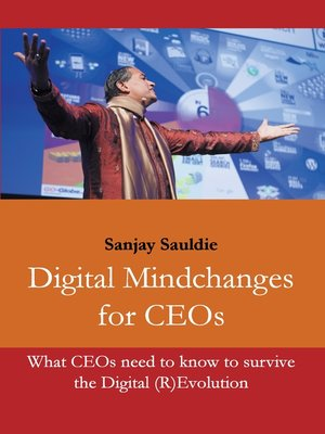cover image of Digital Mindchanges for CEOs