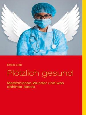 cover image of Plötzlich gesund