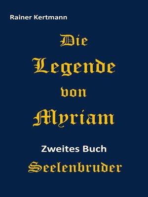 cover image of Seelenbruder