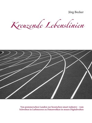 cover image of Kreuzende Lebenslinien