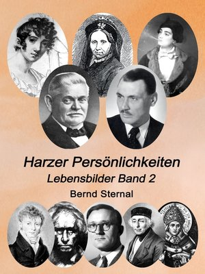 cover image of Lebensbilder Band 2