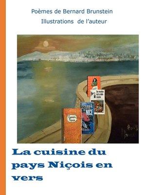 cover image of la cuisine du pays niçois en vers