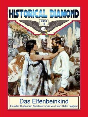 cover image of Das Elfenbeinkind