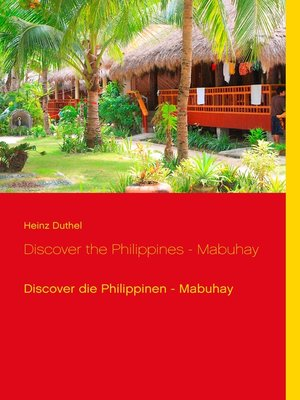 cover image of Discover the Philippines--Mabuhay