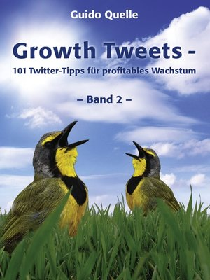 cover image of Growth Tweets--Band 2 -