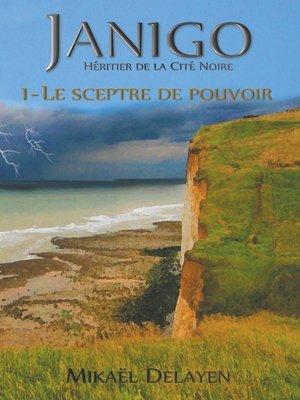 cover image of Janigo, héritier de la Cité Noire
