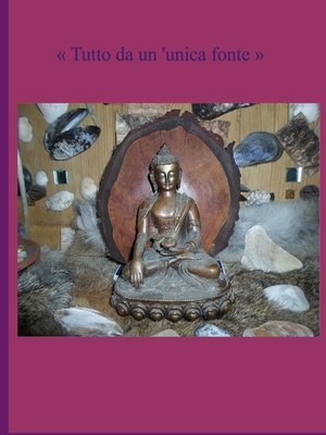 cover image of Tutto da un'unica fonte