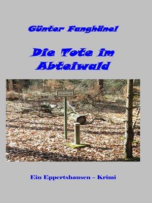 cover image of Die Tote im Abteiwald