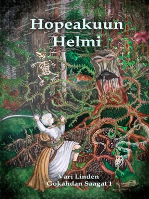 cover image of Hopeakuun Helmi