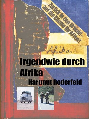 cover image of Irgendwie durch Afrika