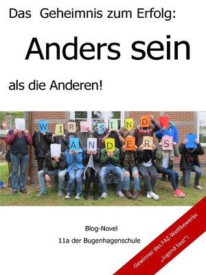cover image of Anders sein als die Anderen!
